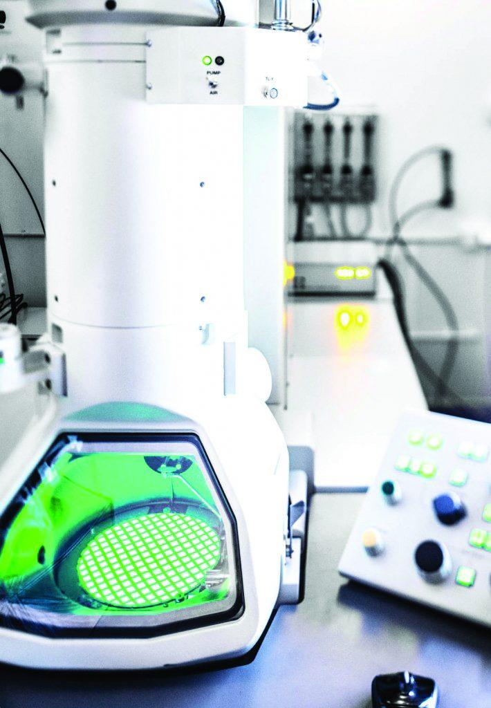 Microscope électronique à transmission analytique - Laboratoire amiante LaboA2P